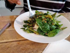Recept: Vegetarische Kipsalade